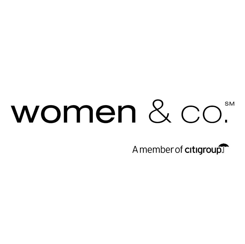Women & Co vector logo