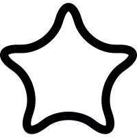 Star Shape vector