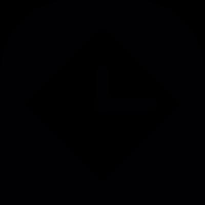 Table Clock vector logo