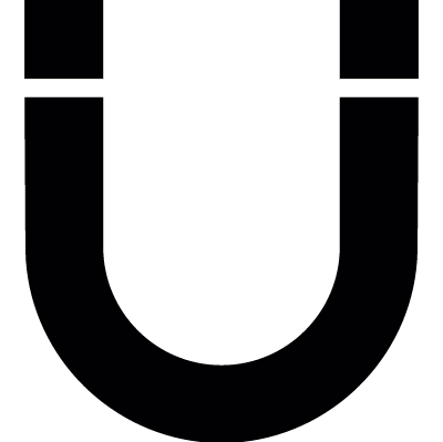 Horseshoe Magnet vector logo