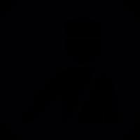 Security guard symbol vector