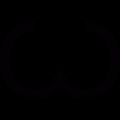 Little nose vector logo
