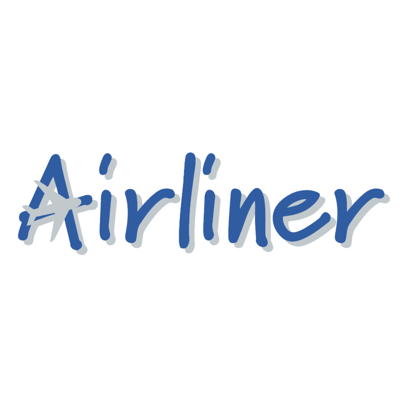 Airliner 60616 vector