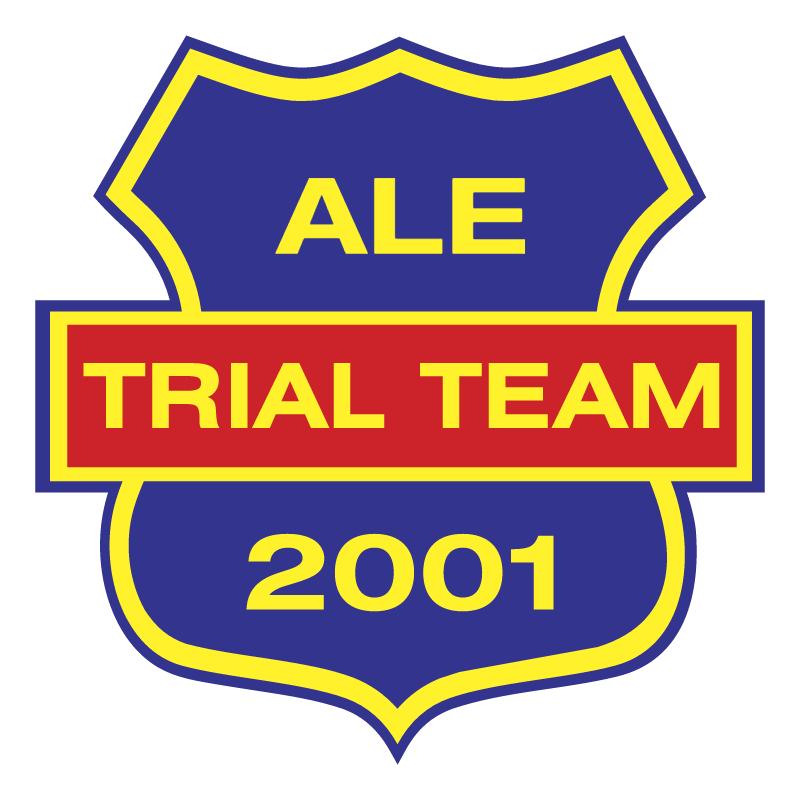 Ale Trial Team vector