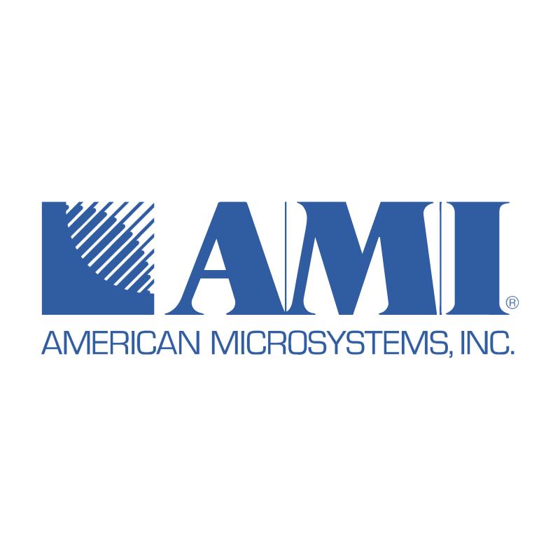 AMI 52842 vector