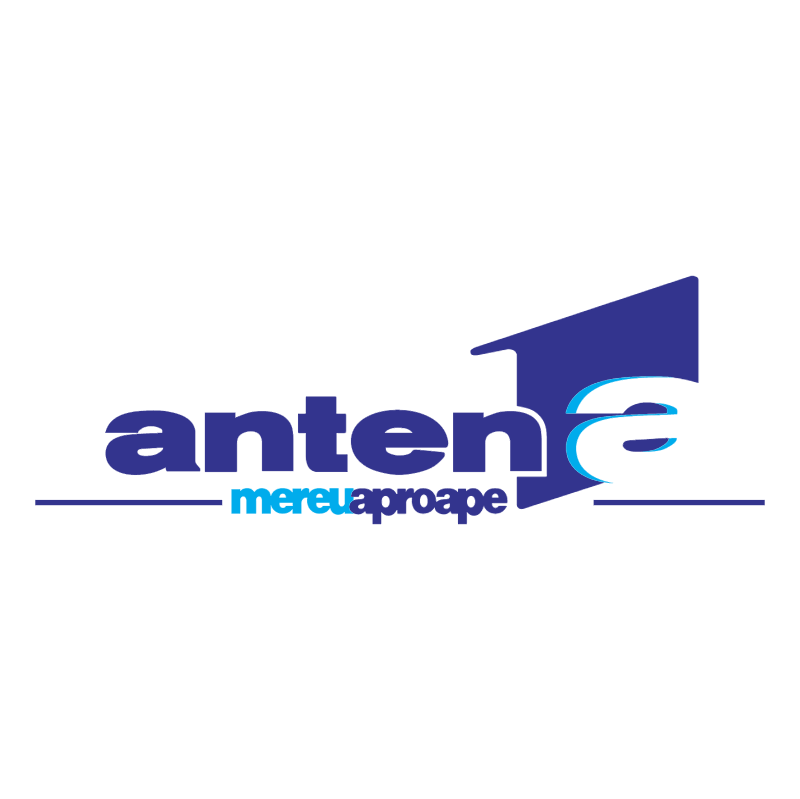Antena 1 49609 vector