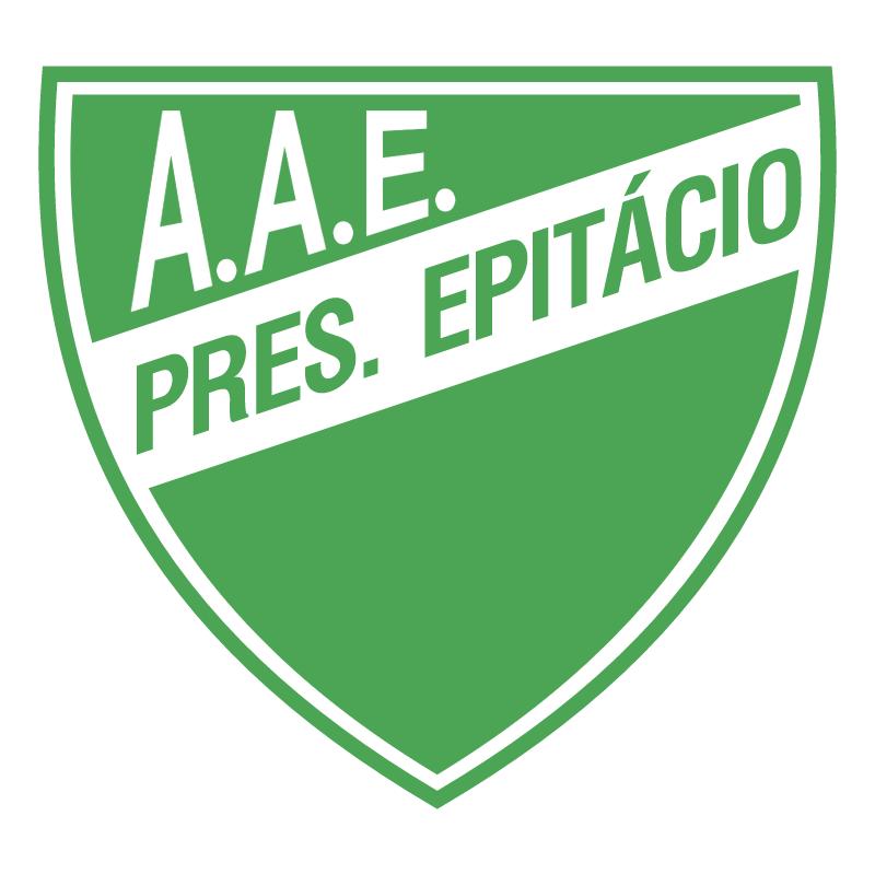 Associacao Atletica Epitaciana de Epitaciana SP vector