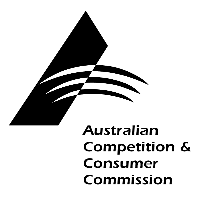 Australian Competition & Consumer Commission 38332 vector