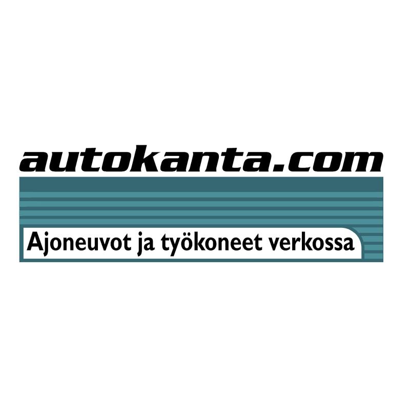 autokanta com vector