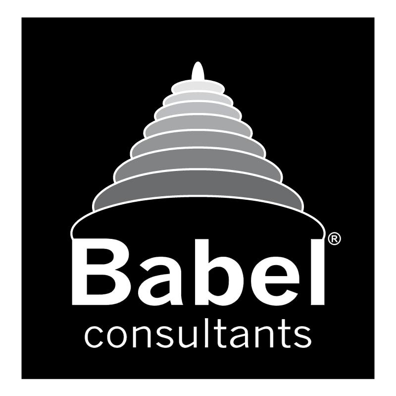 Babel Consultants 76335 vector