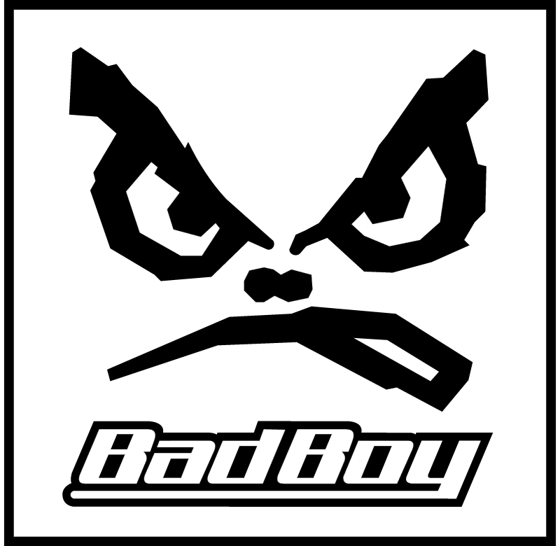 BAD BOY vector