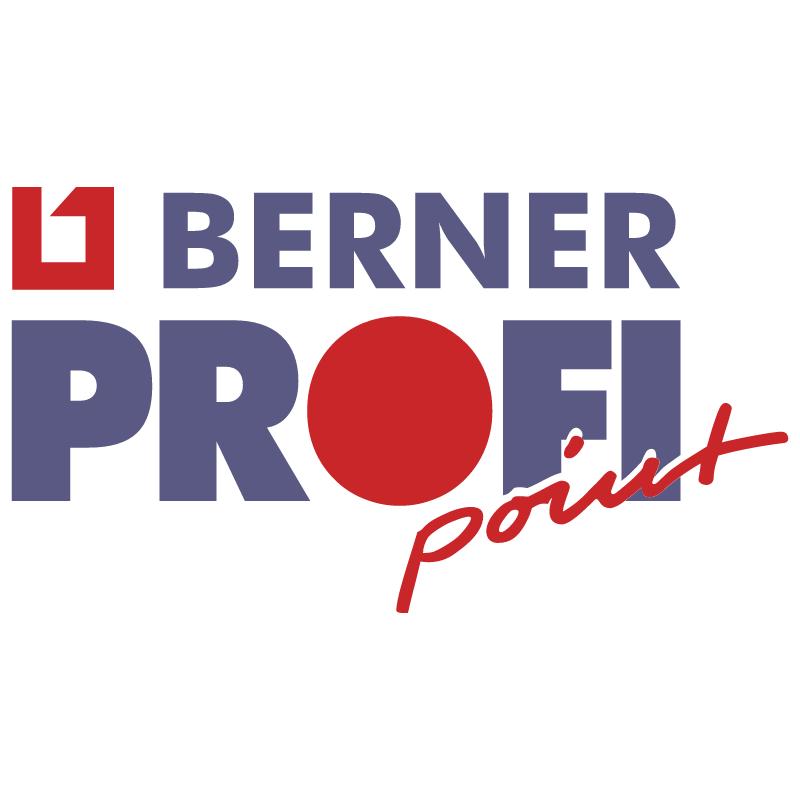 Berner Profi Point 28557 vector