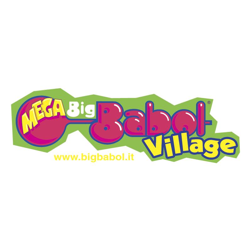 Big Babol Village 82265 vector