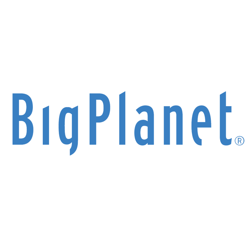 Big Planet 33219 vector