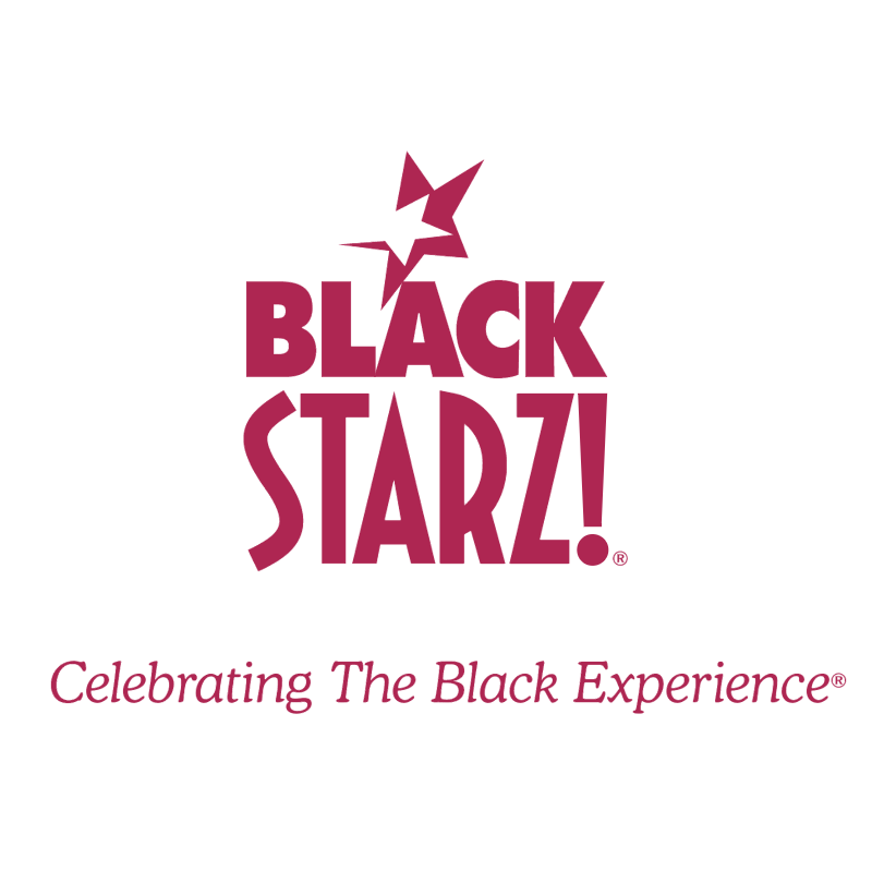 Black Starz! vector logo