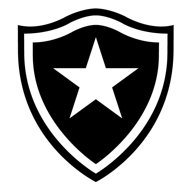 Botafogo de Futebol e Regatas do Rio de Janeiro RJ 80878 vector