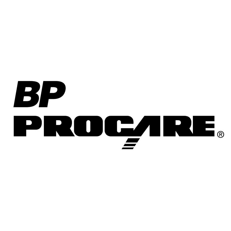 BP Procare vector