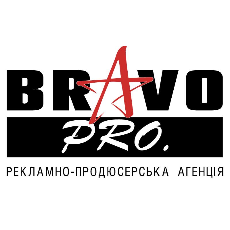 Bravo Pro vector