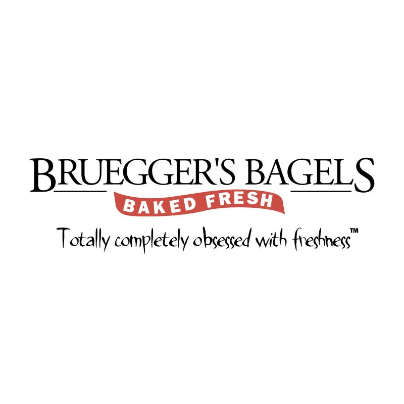 Bruegger's Bagels vector