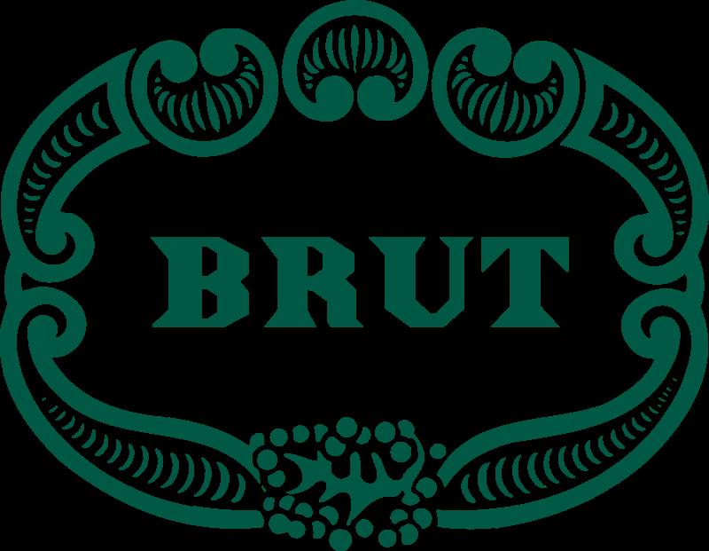 Brut logo vector