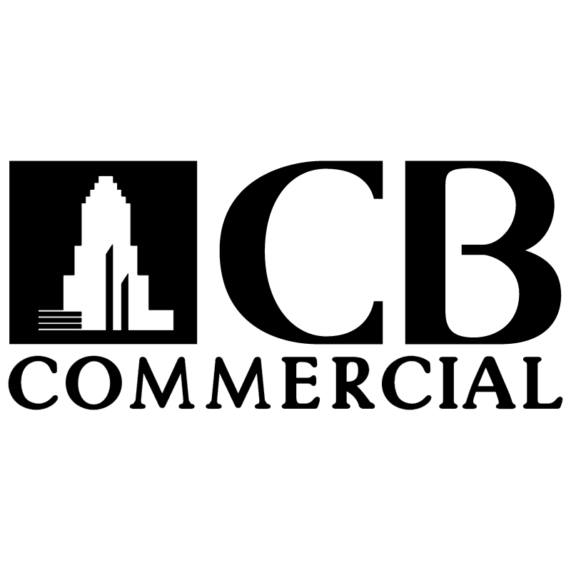 CB Commercial vector logo