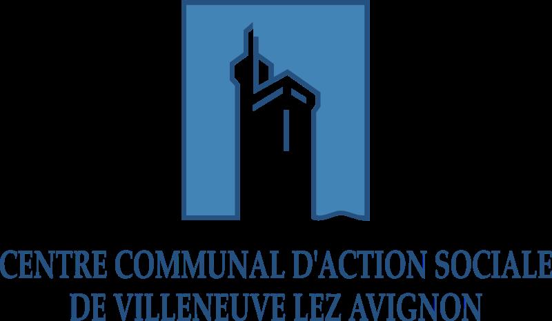 CCAS Villeneuve lez avignon vector