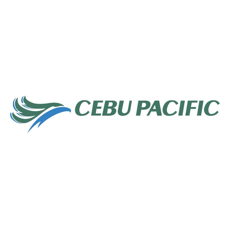 Cebu Pacific Air vector