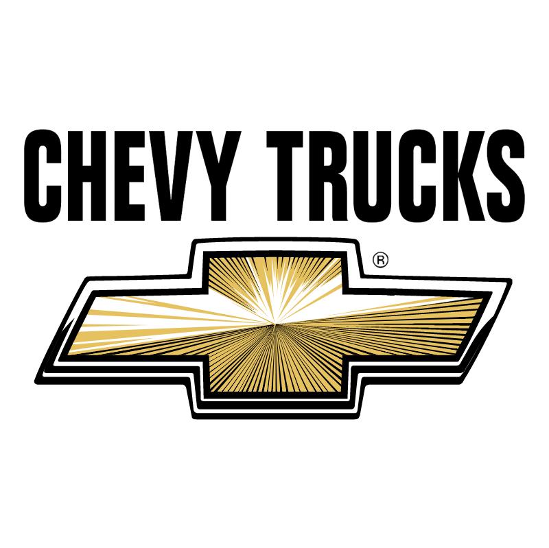 Chevy Truck vector