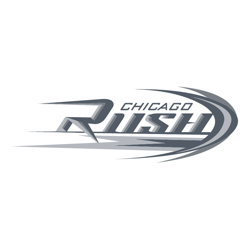 Chicago Rush vector