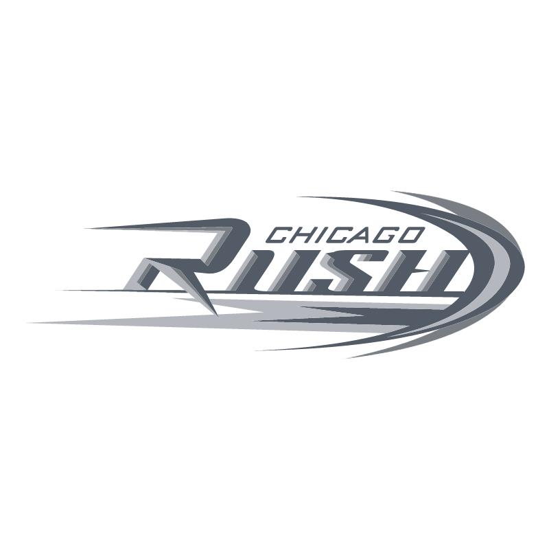 Chicago Rush vector