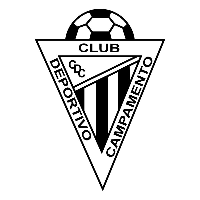 Club Deportivo Campamento vector