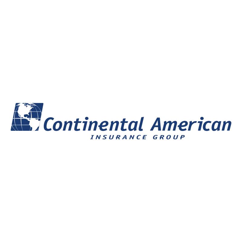 Continental American vector