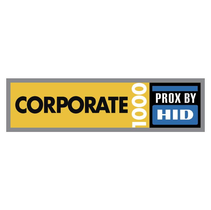 Corporate 1000 vector