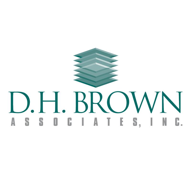D H Brown Associates vector
