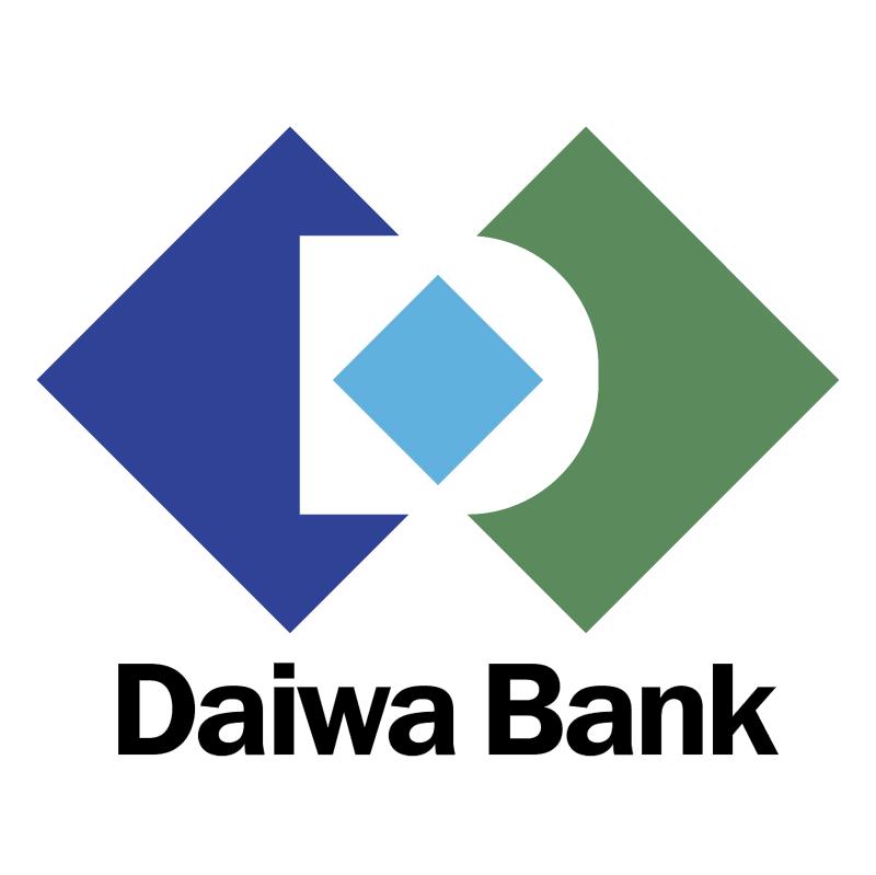 Daiwa Bank vector