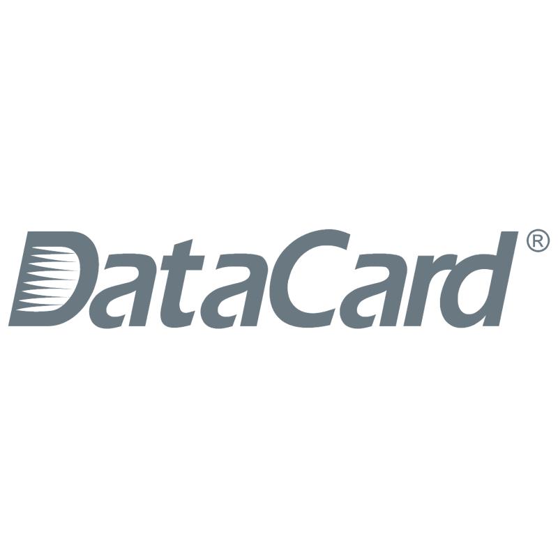 DataCard vector