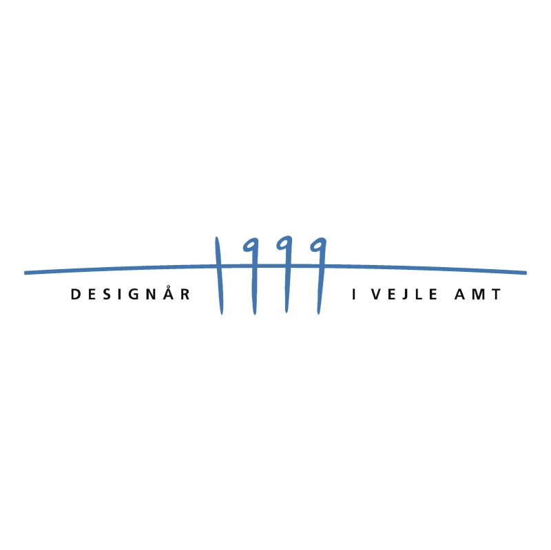 Designar 1999 i Vejle amt vector