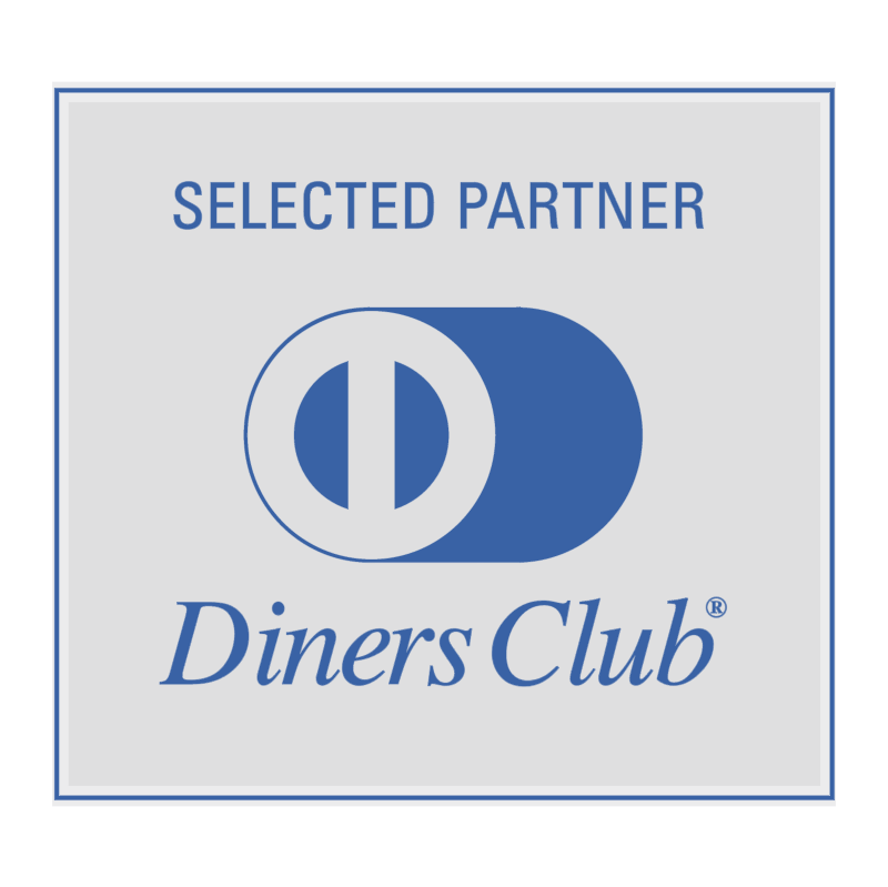 Diners Club Selected Partner vector logo