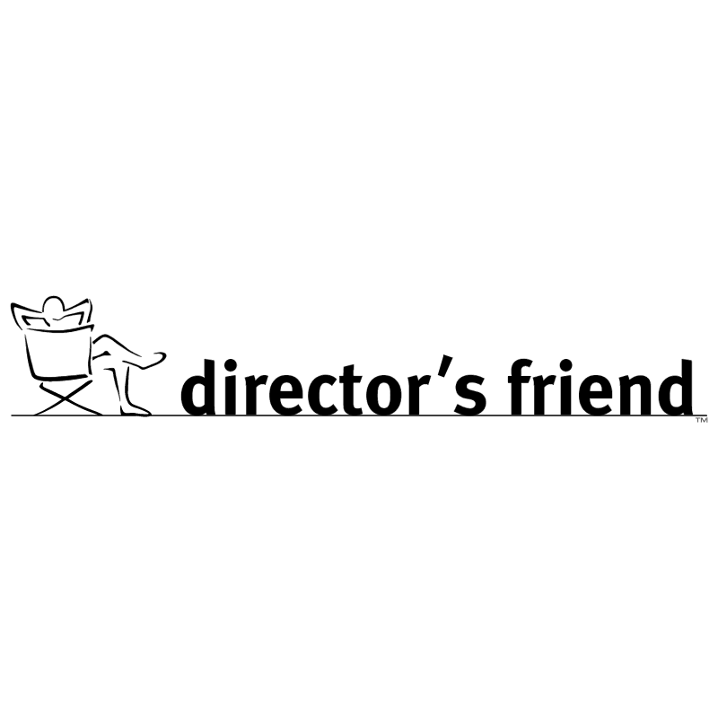 Director's Friend vector