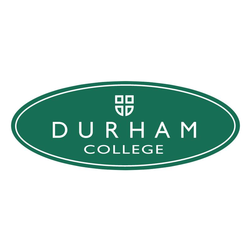 Durham College vector