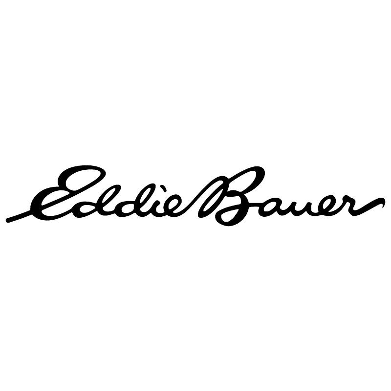 Eddie Bauer vector