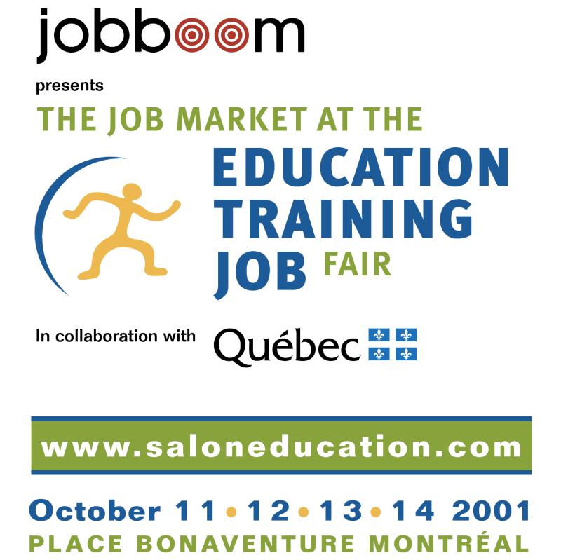 Education Traning Job Fair vector