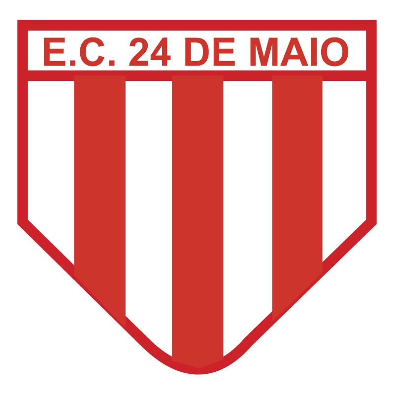 Esporte Clube 24 de Maio de Itaqui RS vector