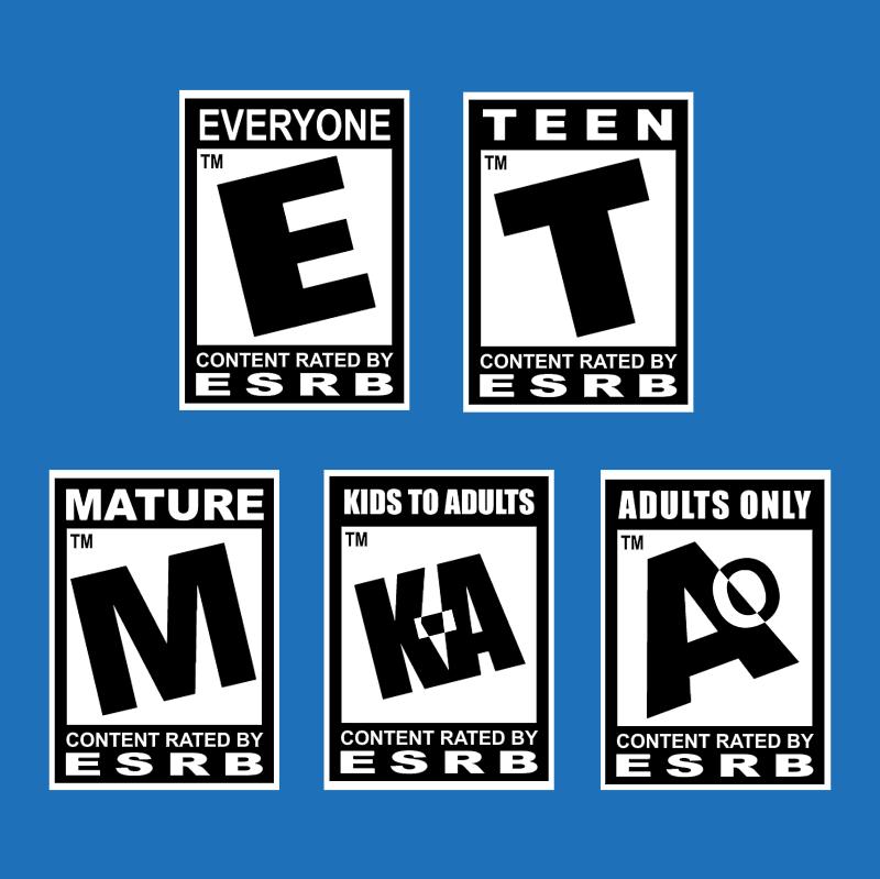 ESRB vector logo