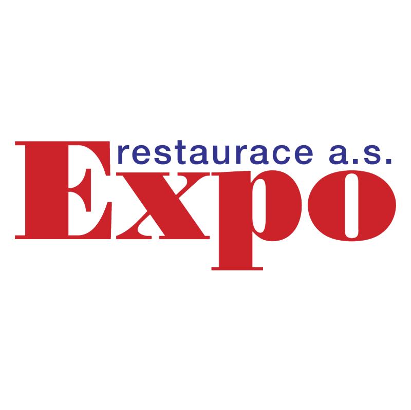 Expo Restaurance vector