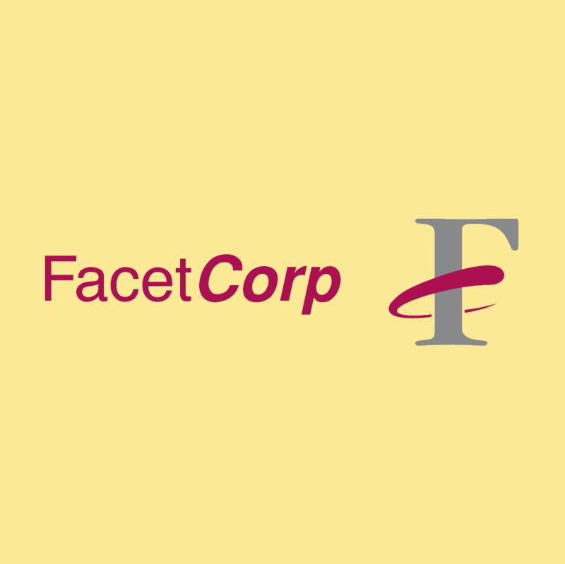 FacetCorp vector logo
