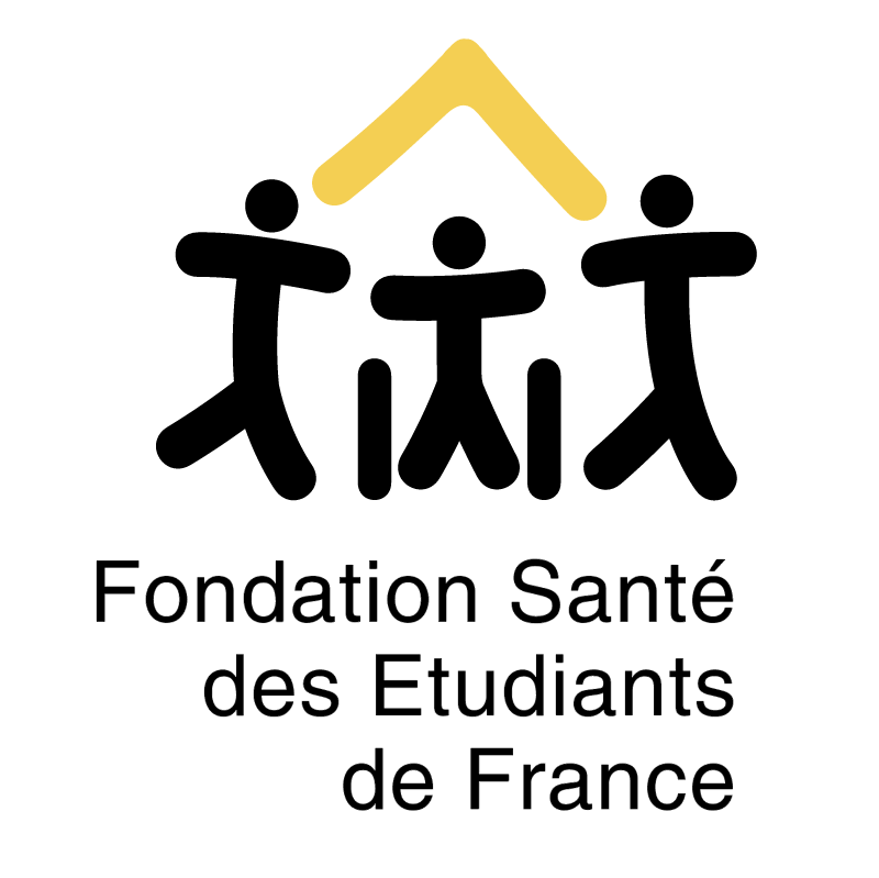 Fondation Sante de Etudiants de France vector