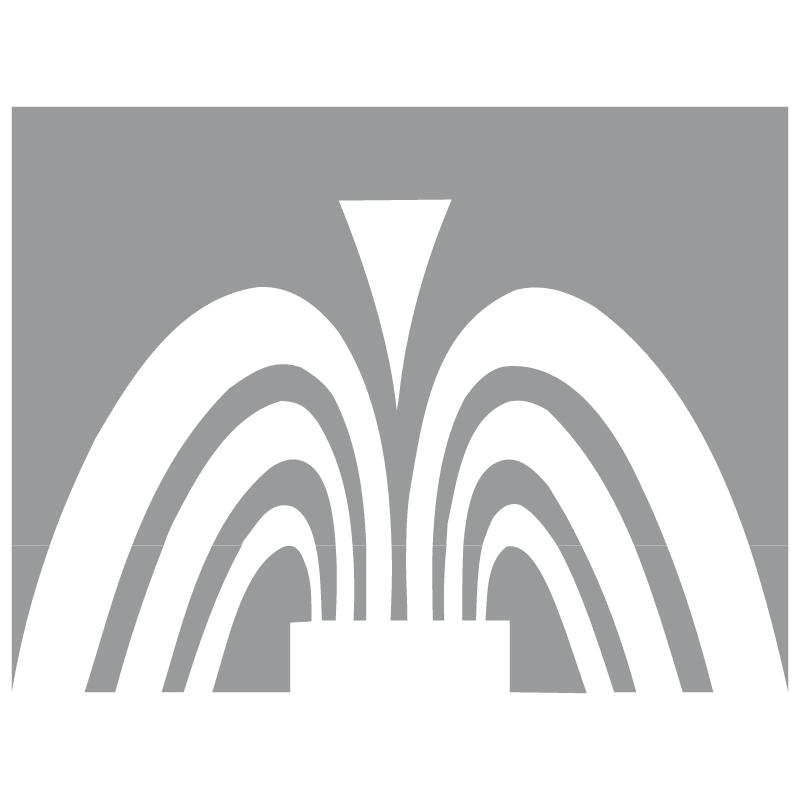 Fountain Walk vector logo