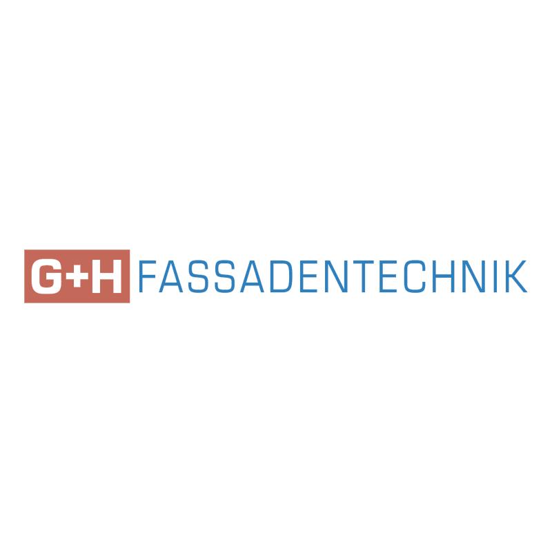 G+H Fassadentechnik vector