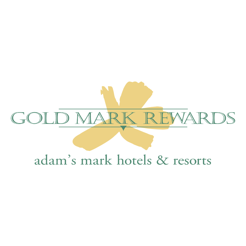 Gold Mark Rewards vector
